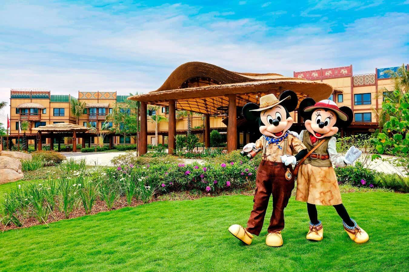 Should I stay at a Hong Kong Disneyland Hotel