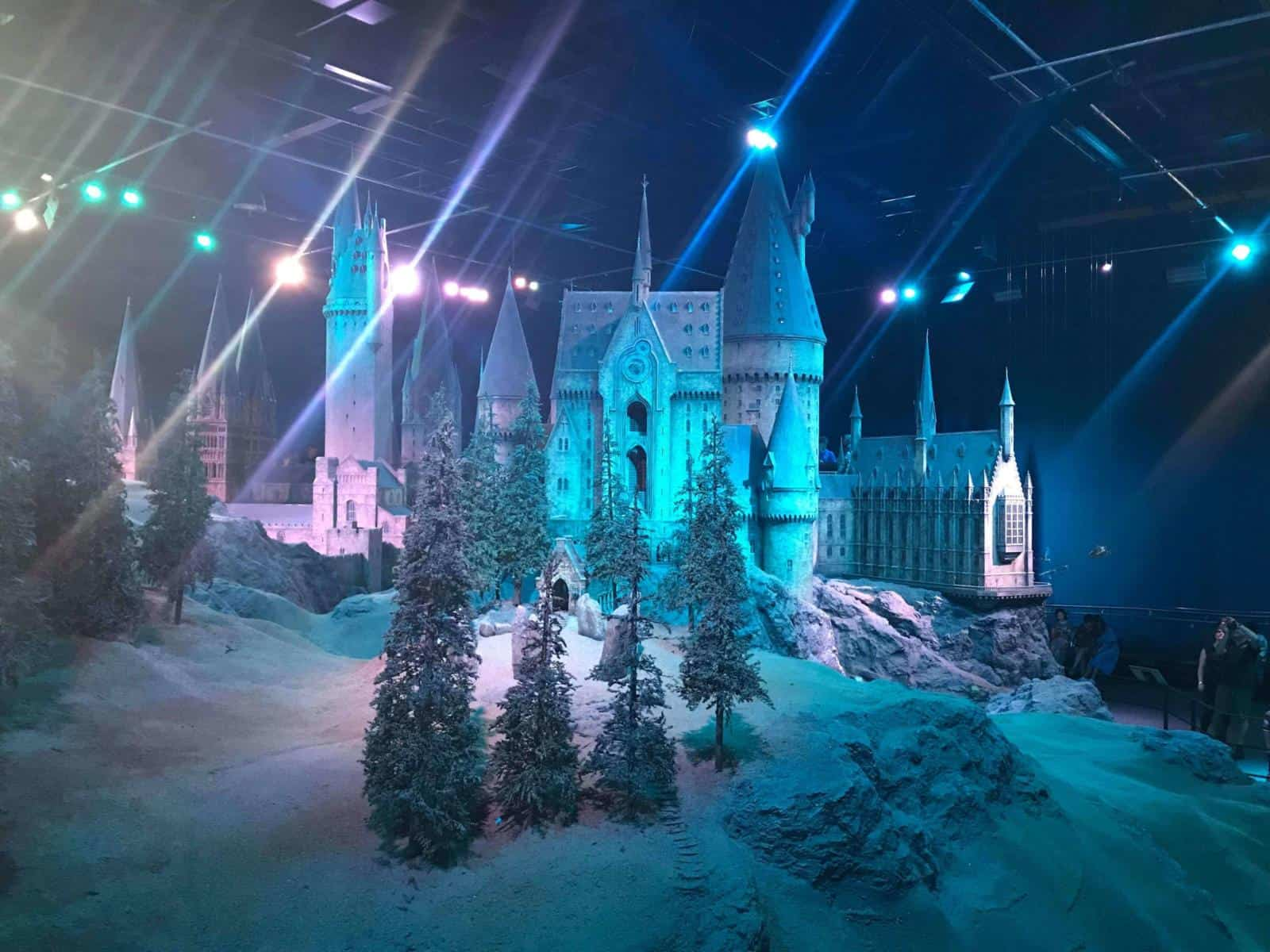 Best Winter Day Trips from London including Hogwarts in the Snow on your Best Christmas in London itinerary