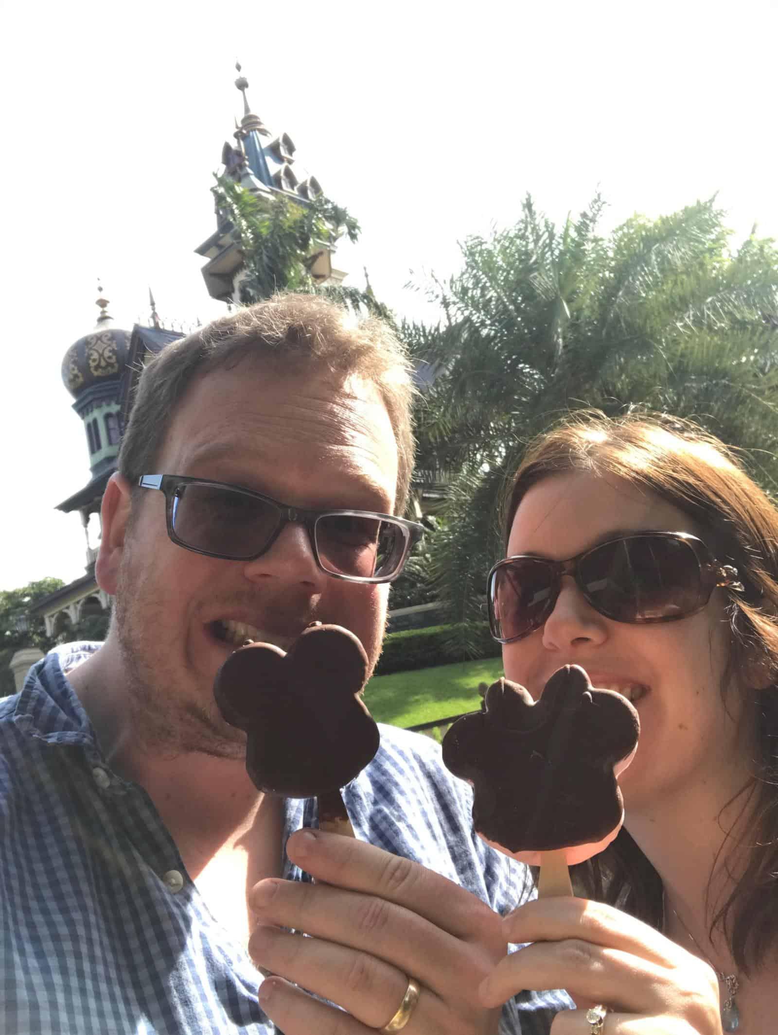 Visiting Hong Kong Disneyland Tips and Tricks - what to eat