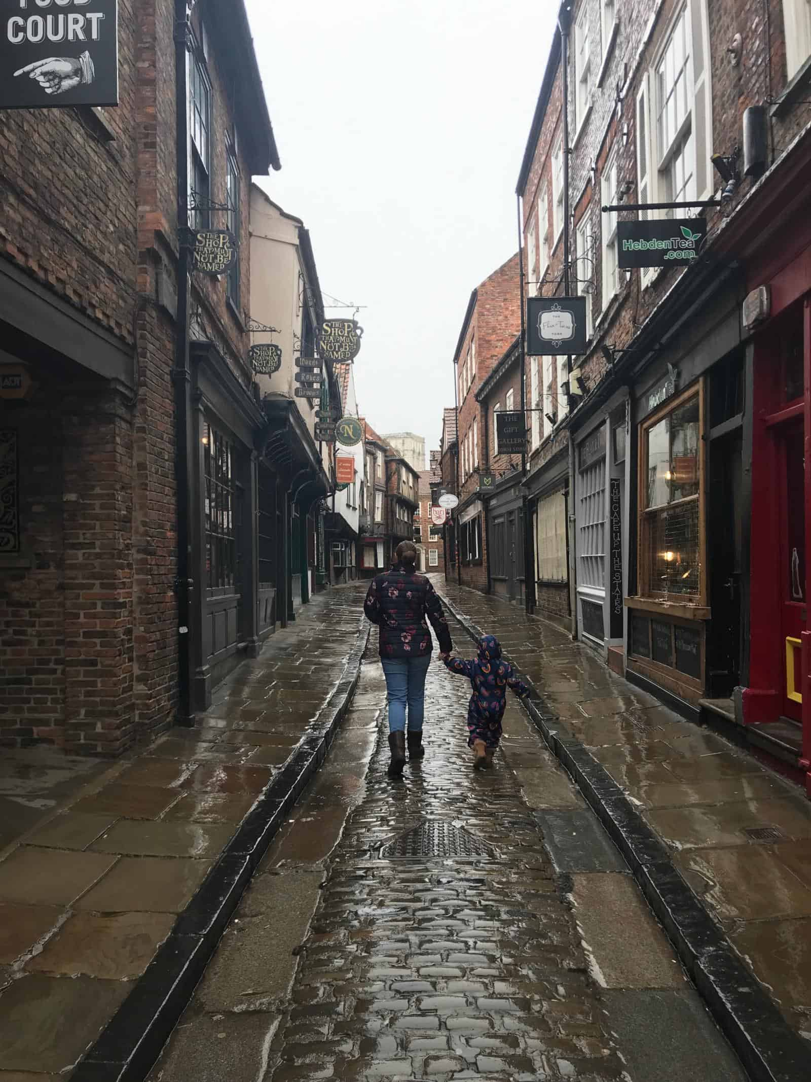 York in Winter - the perfect Winter day trip from London