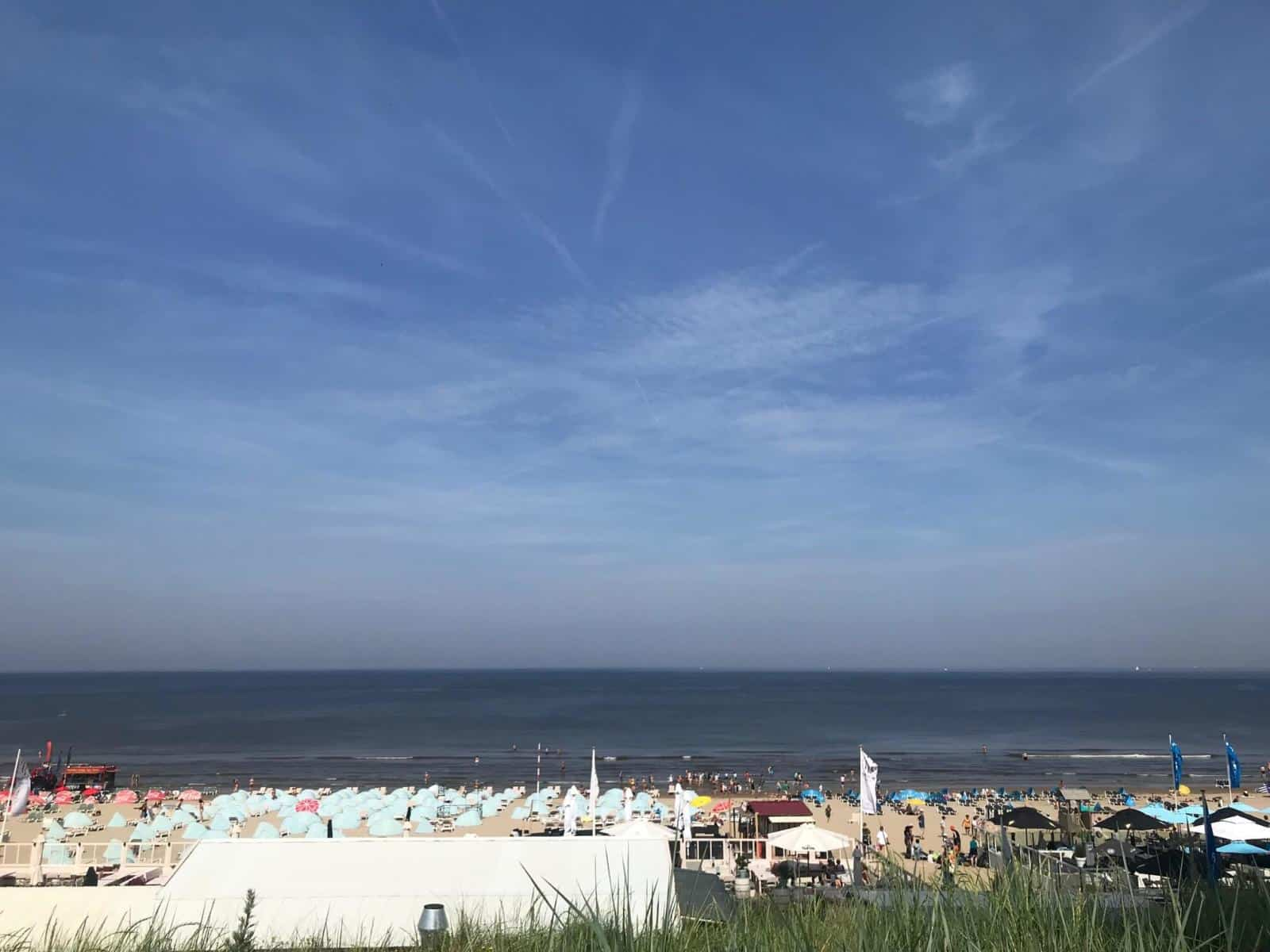Best Beach in Amsterdam - free thing to do in Amsterdam
