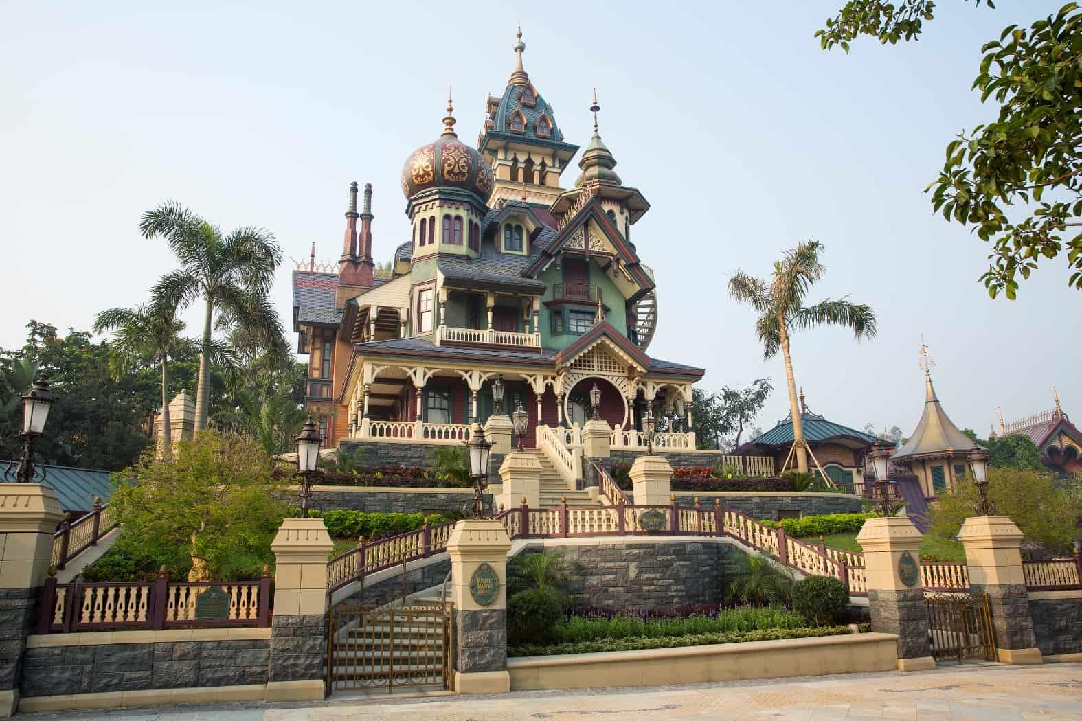 Must Do Hong Kong Disney - Mystic Manor