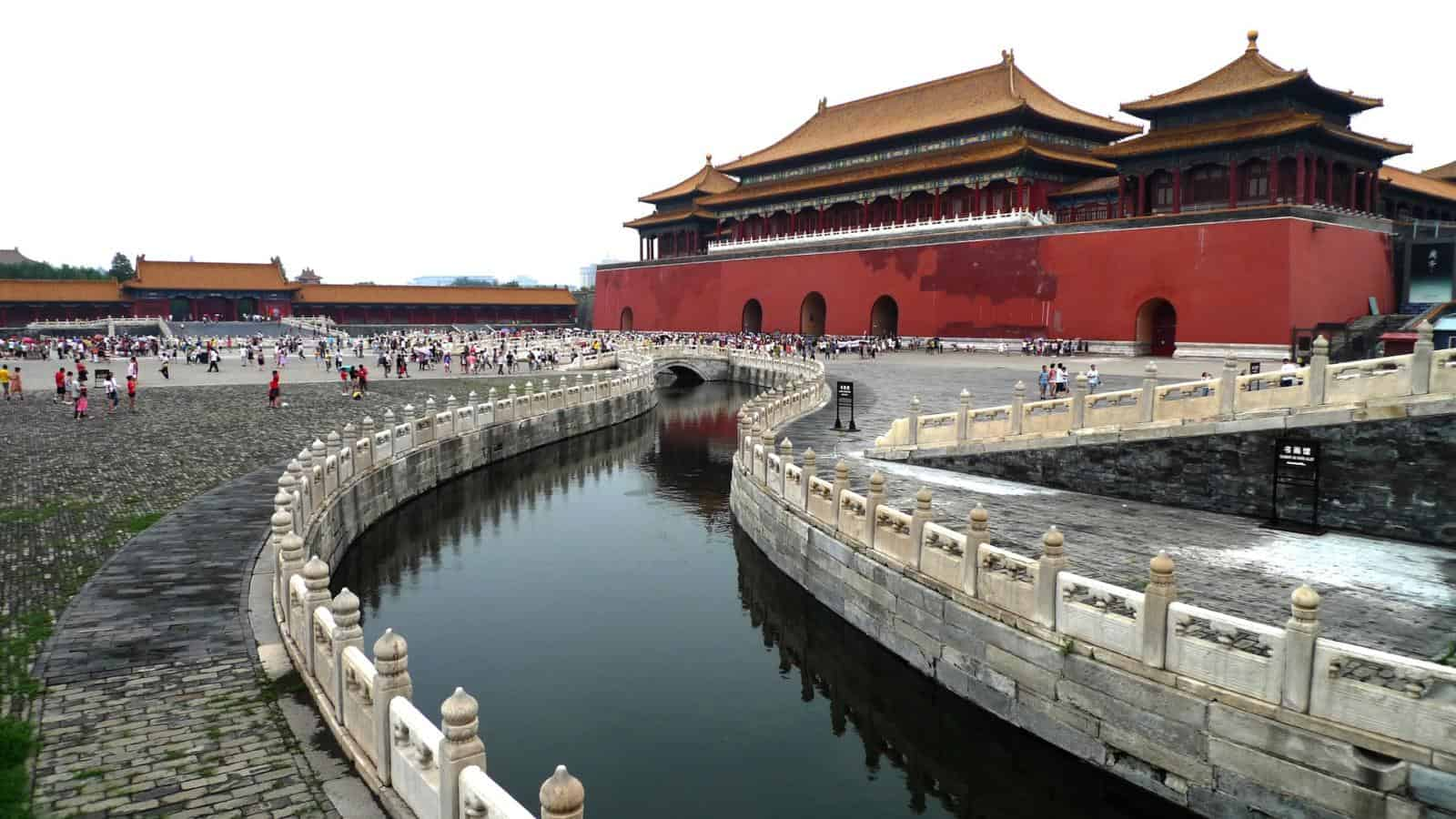 Visiting Beijing in Winter Itinerary
