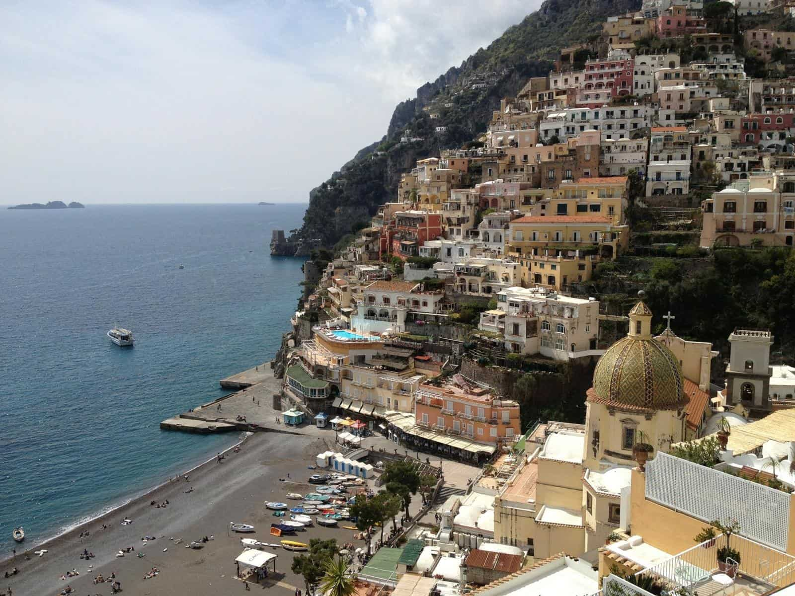 Best Things to do in Positano with Kids itinerary