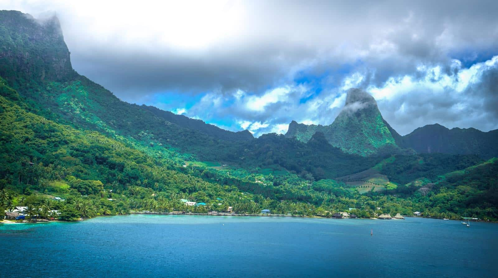 Best Things to Do on Moorea with kids or without