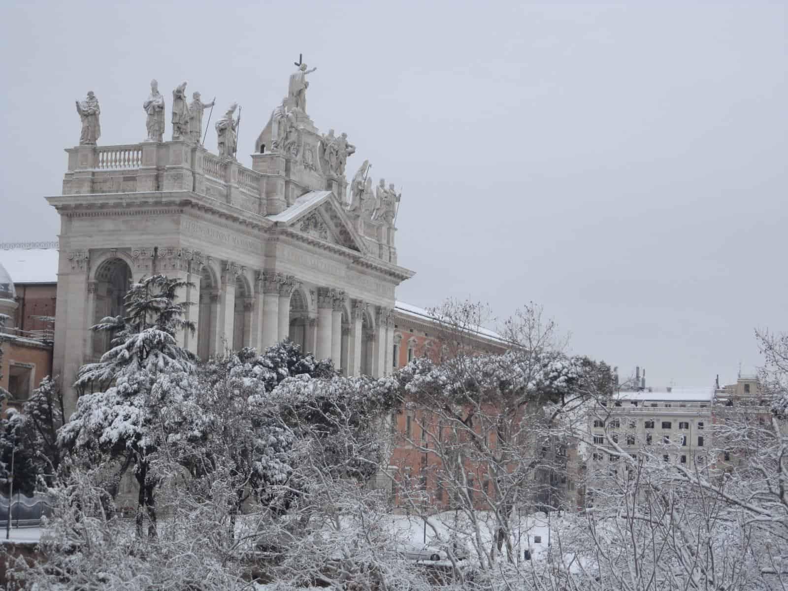 Rome Winter Itinerary