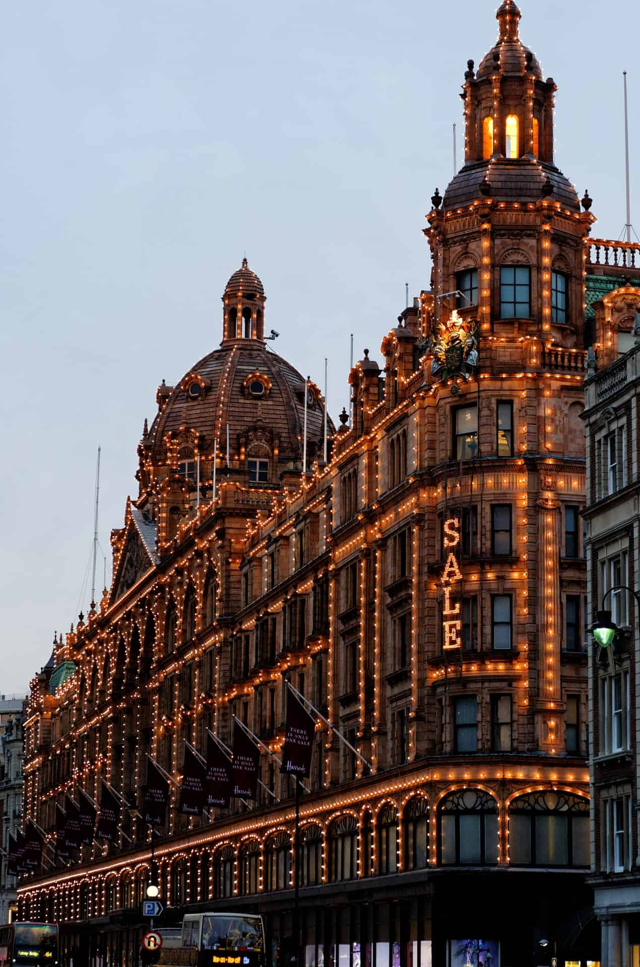 Best Things to do at Christmas in London Itinerary