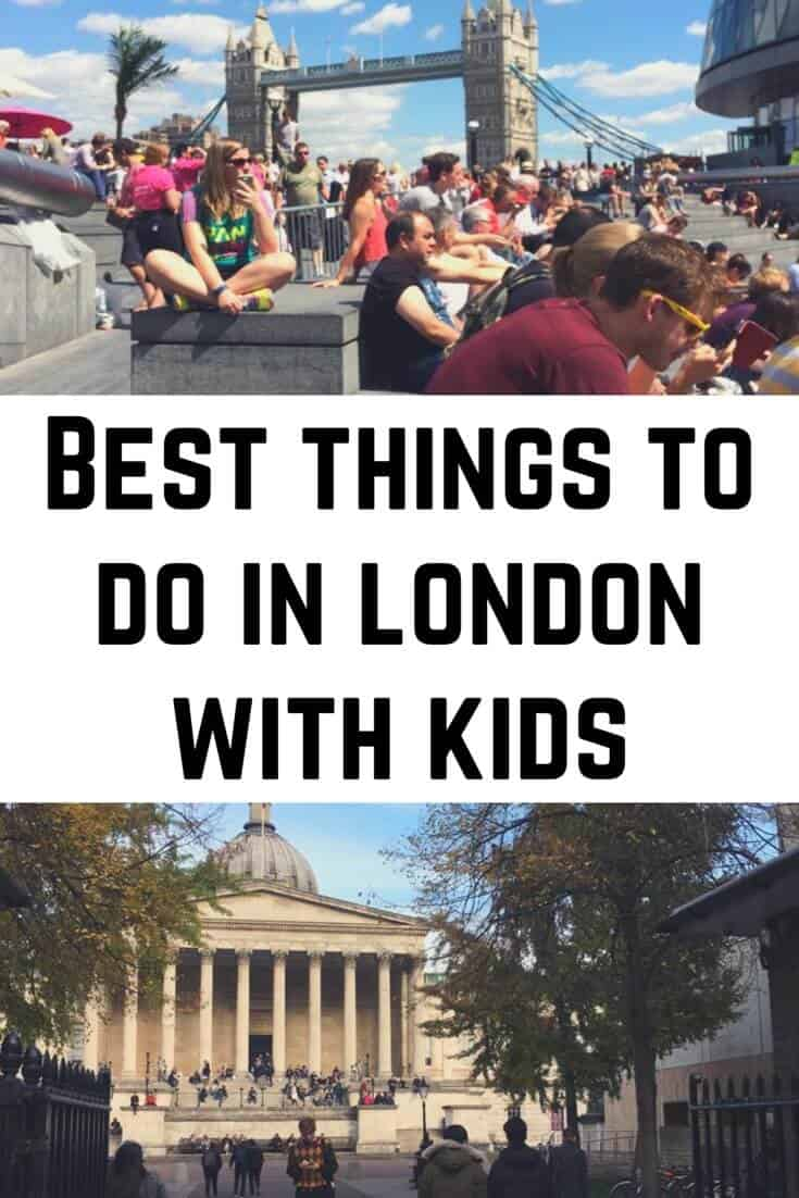 50 best things to do in London with kids, free things to do in London with kids, best parks for kids in London #london #visitlondon #familyfriendly #londonwithkids #familyfriendlylondon