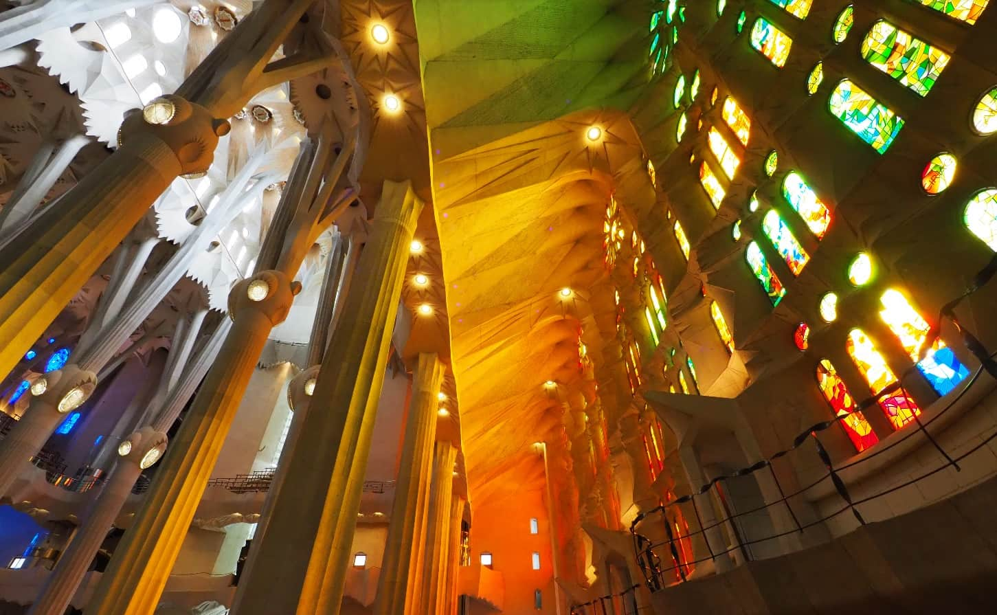 Sagrada Familia - Top of Your Barcelona Bucket List