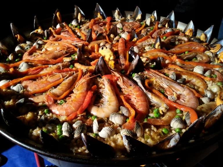 Paella - a Barcelona Must Eat