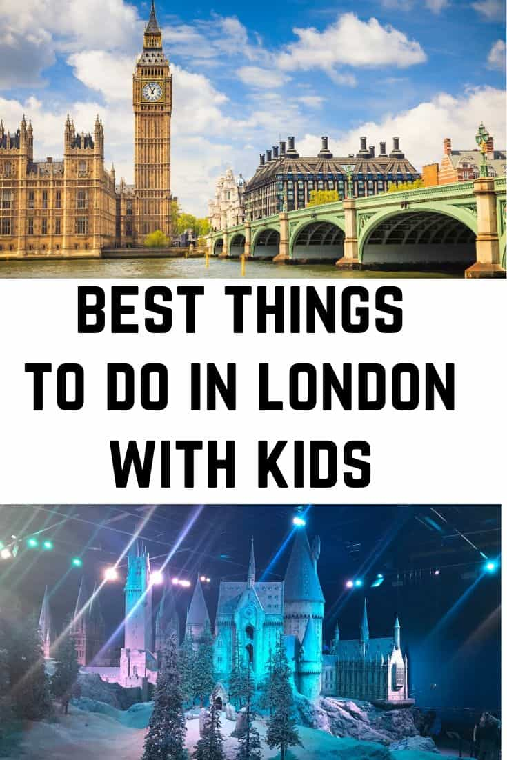 Best Things to do in London with Kids