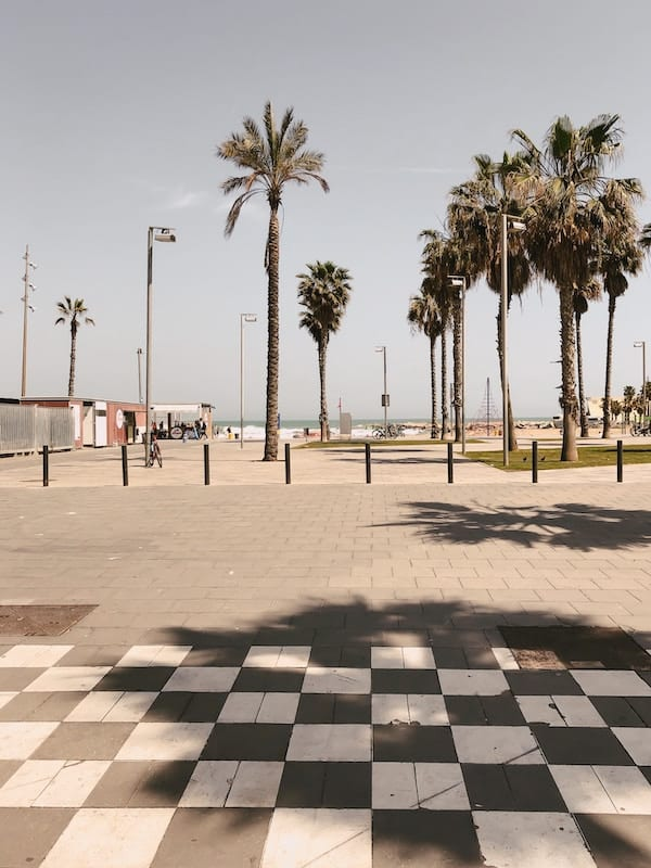 Barceloneta Beach - A Must Visit in Barcelona
