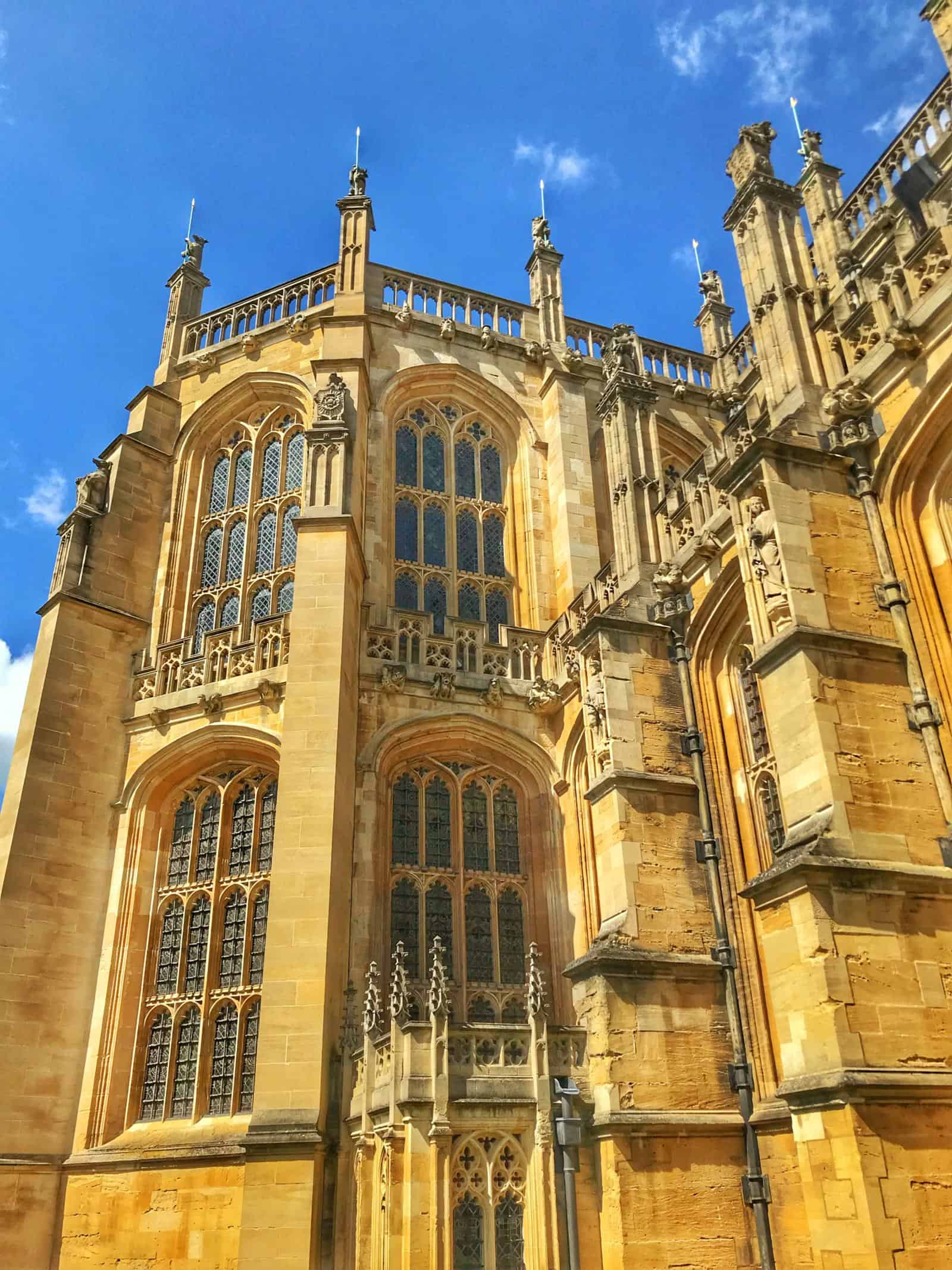Windsor Day Trip from London - one of the best winter day trips from london