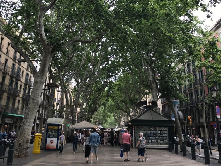 Why La Rambla Should be on your barcelona bucket list