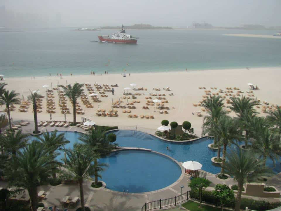 The Palm - Best place to stay in Dubai with family (Dubai family hotels and area guide)