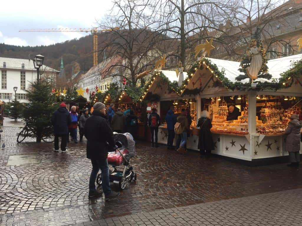 Best Winter Cruise Destinations - Christmas Market in Germany