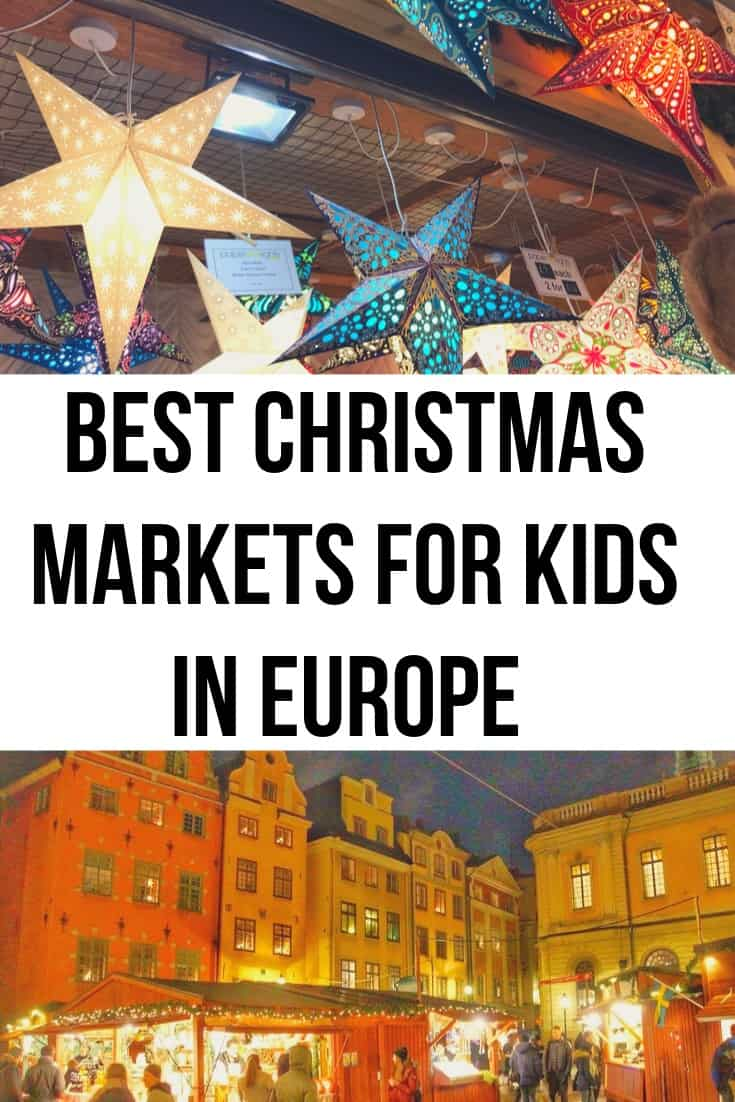 Best Christmas Markets for Kids in Europe, Best Christmas Markets for Toddlers, Best Christmas Markets for Family