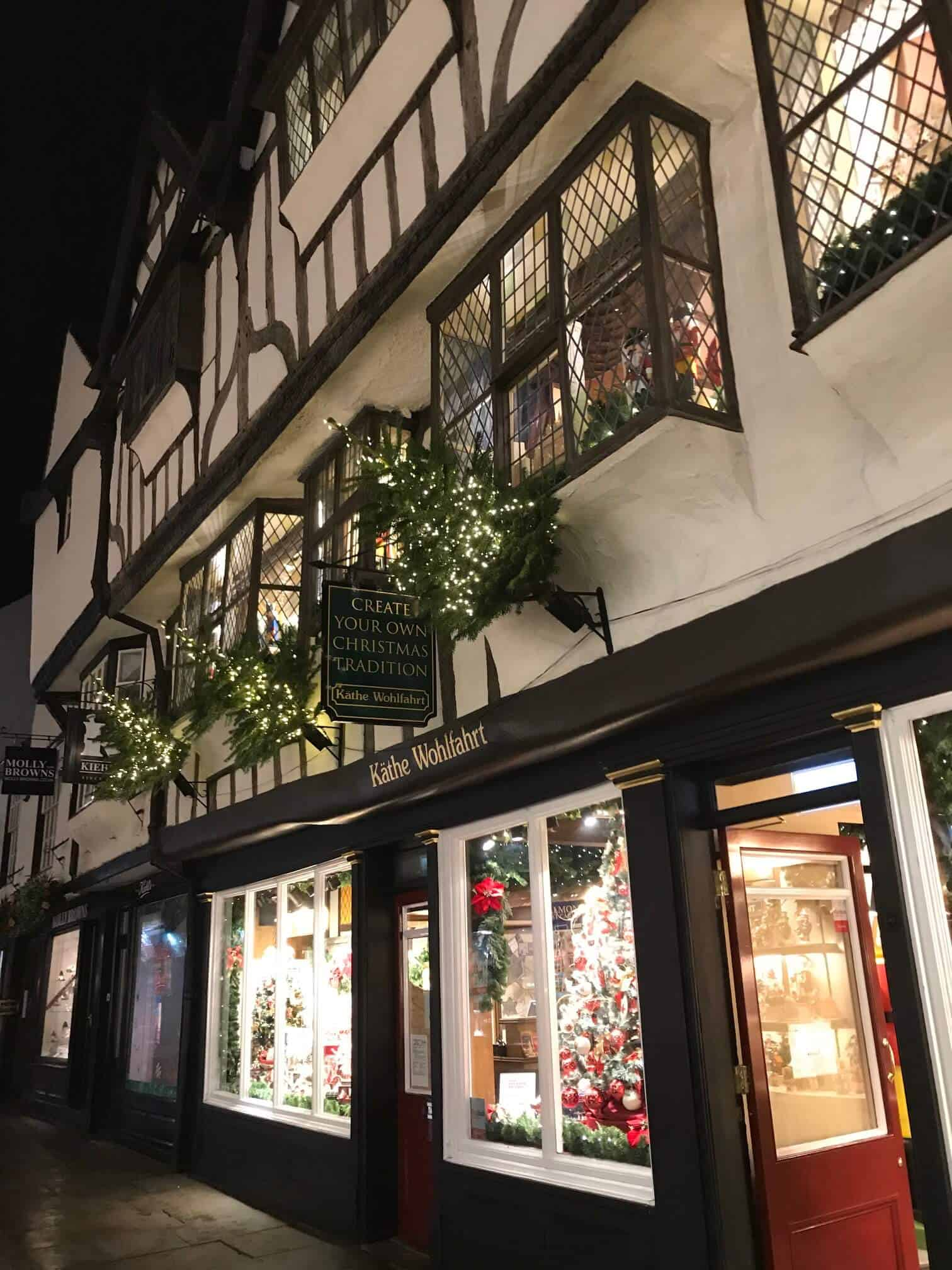 york - Best Christmas Markets With Kids