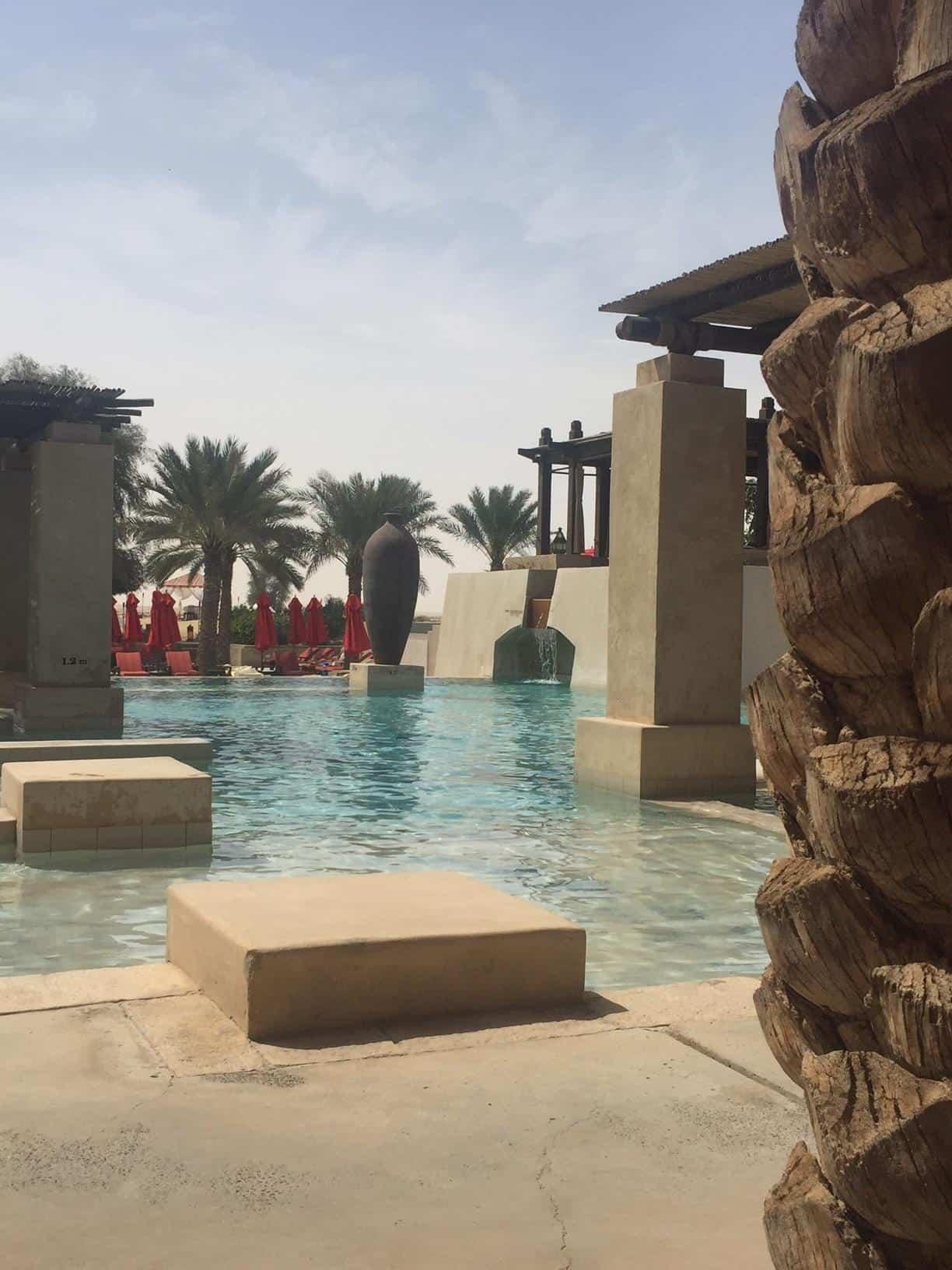 Why do a Dubai Babymoon - great hotels