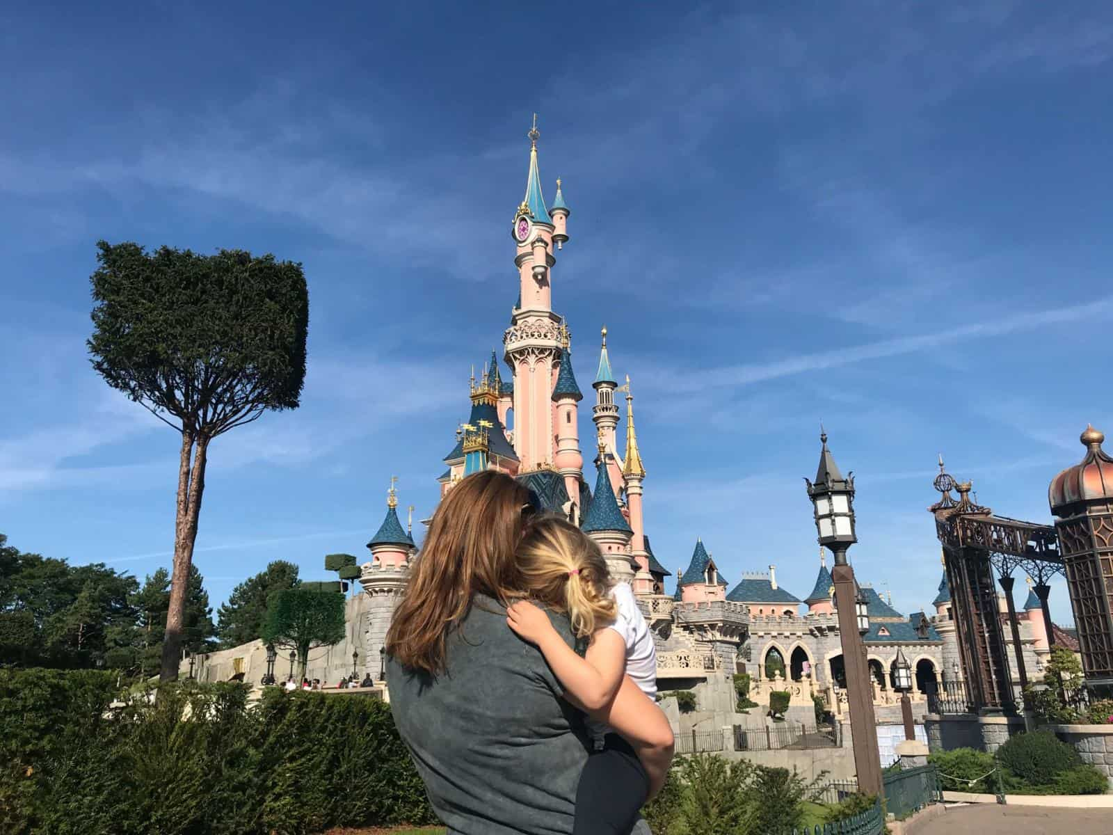 Guide for Visiting Disneyland Paris for Toddlers including best disneyland paris rides for toddlers