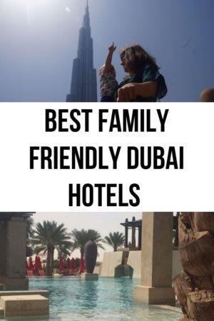 Best Family Hotels in Dubai