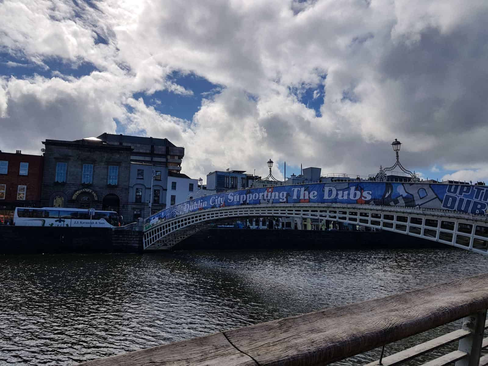 Dublin - best European City to Visit In March