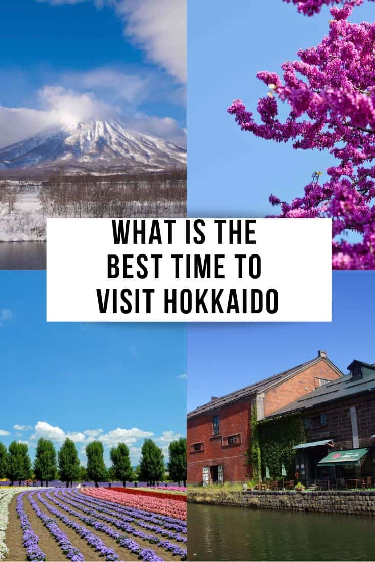 What is the best time to visit Hokkaido