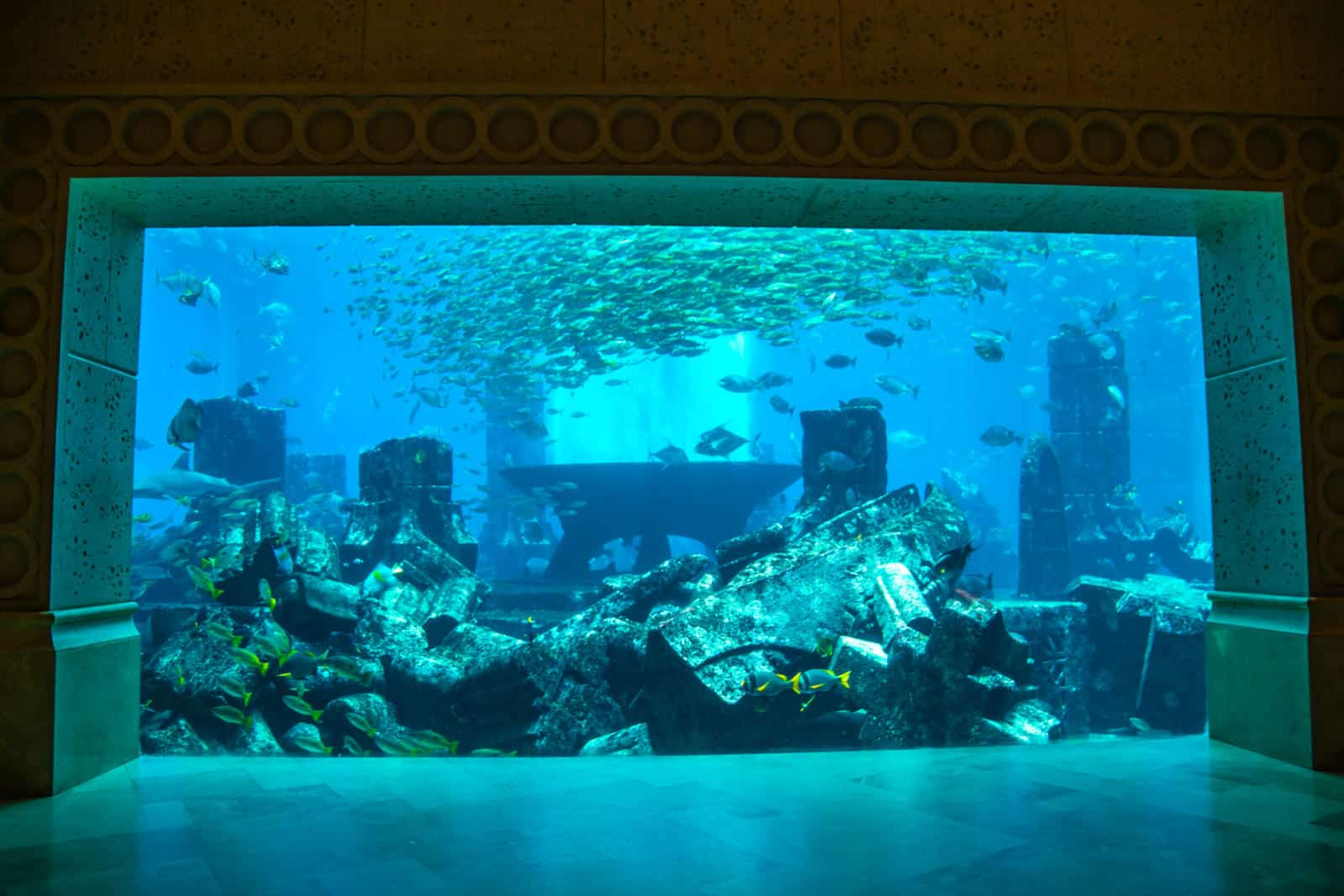 The Atlantis - one of the best things to do on the Palm Dubai