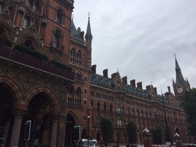 Where to Stay in London First Time Guide - Kings Cross and Bloomsbury Area