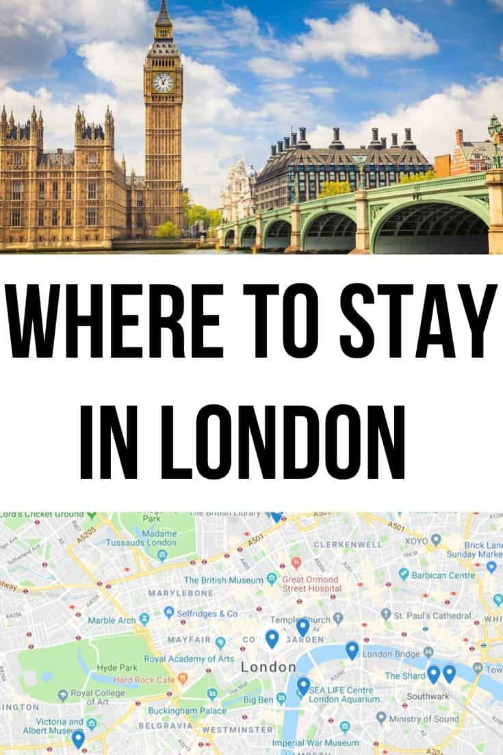 Ultimate Where to Stay in London First Time Guide - Where to stay in London with family