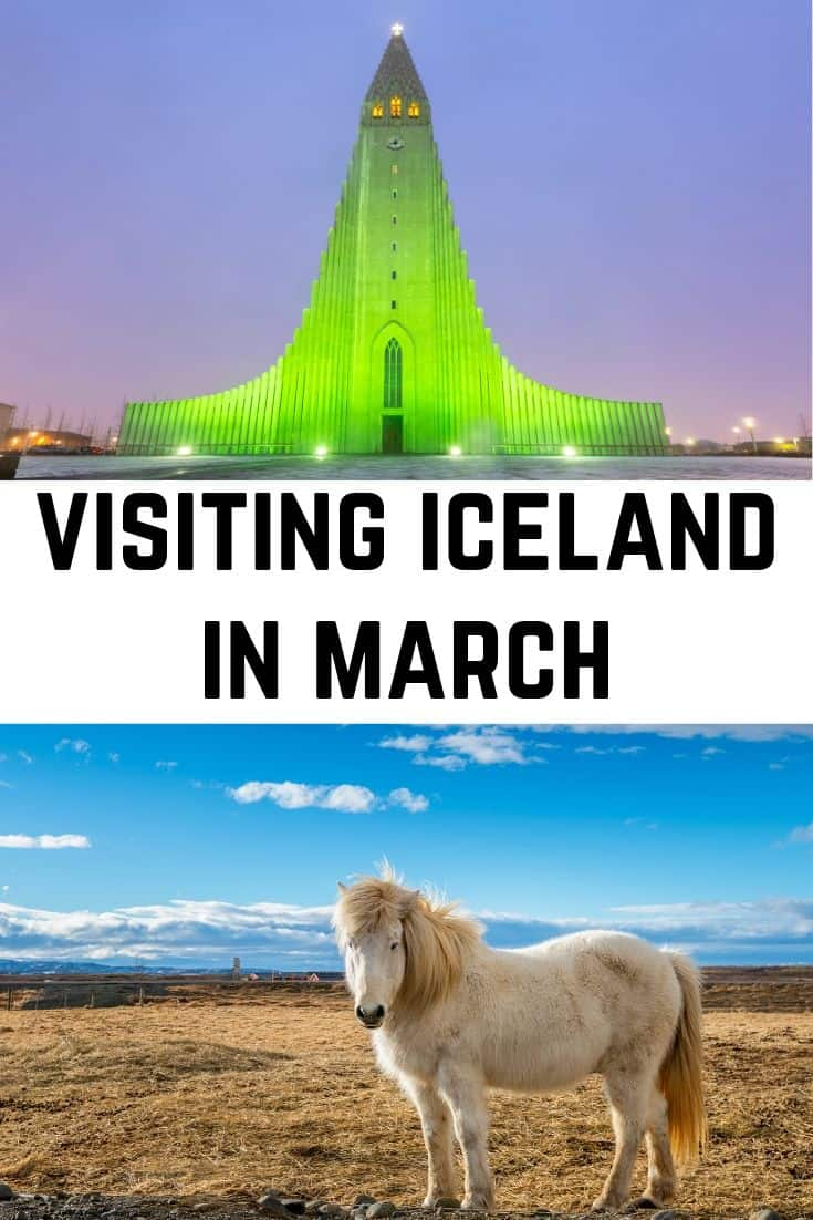 Visiting Iceland in March / Best things to do in Iceland in MArch