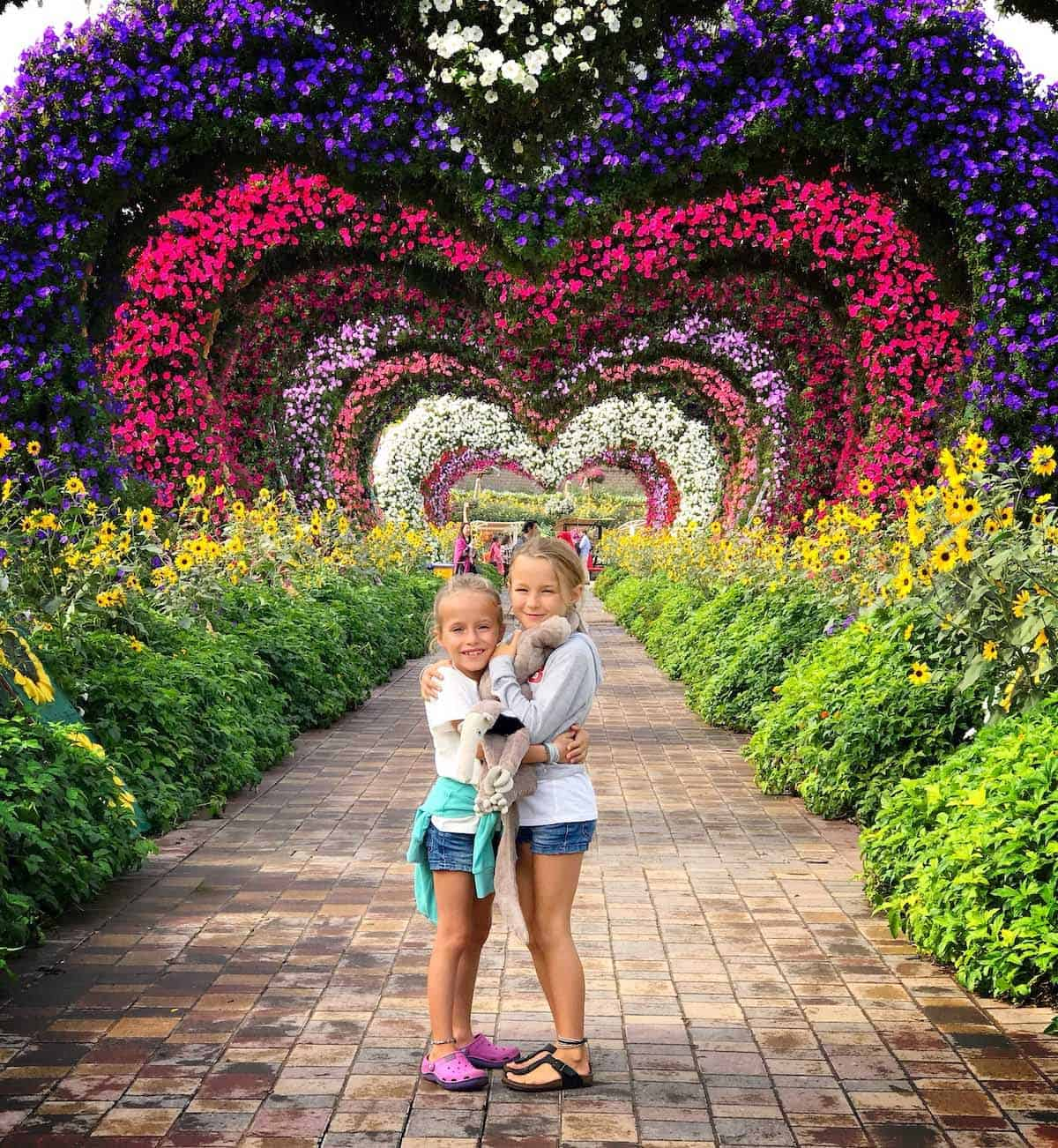 The Miracle Garden should be on your Dubai Bucket List