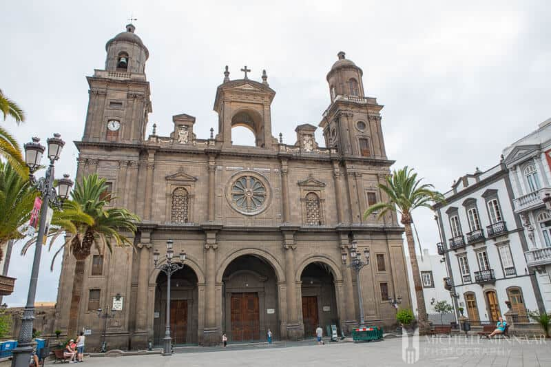 Gran Canaria in March