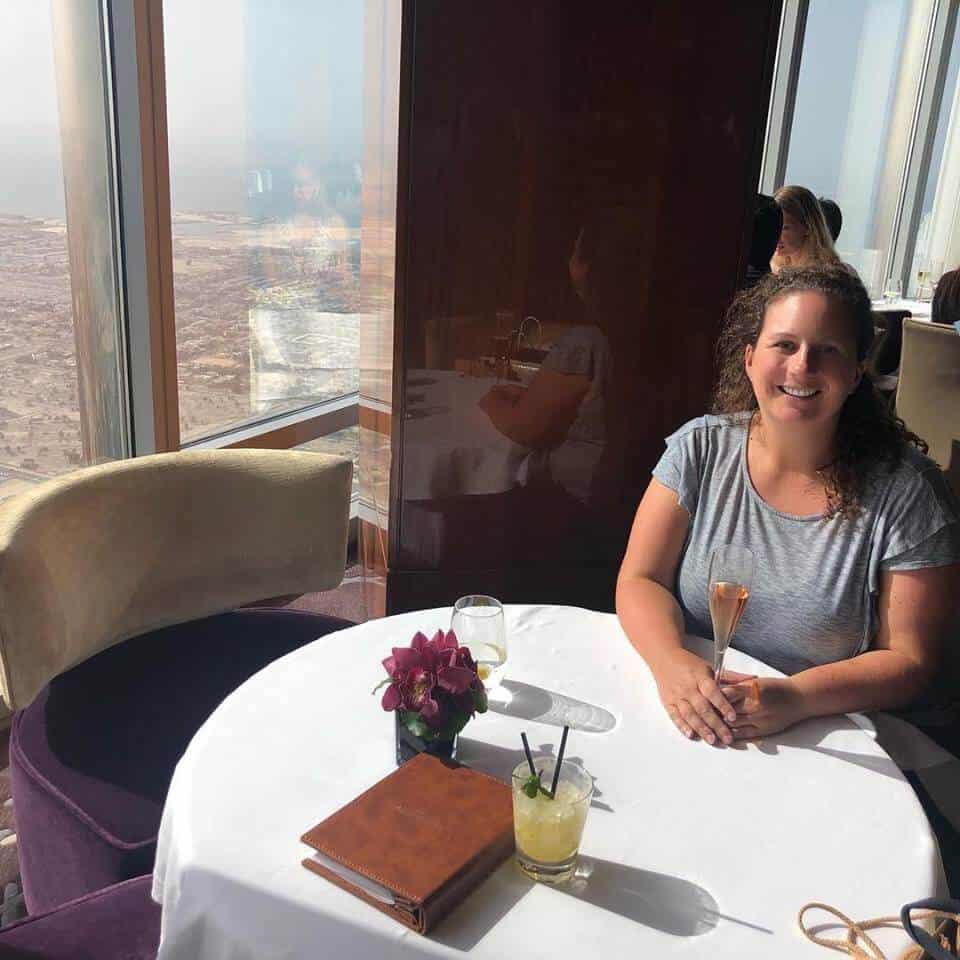 Burj High Tea must be on your Dubai Bucket List