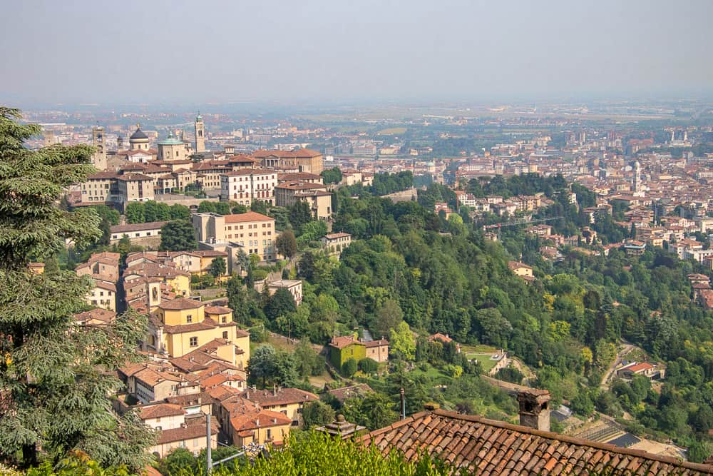Bergamo is a must see in Italy