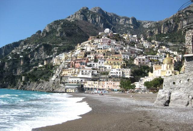 Italy bucket list - Positano