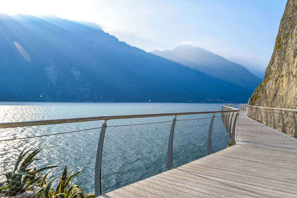 Visiting Lake Garda should be on your Italian Bucket List