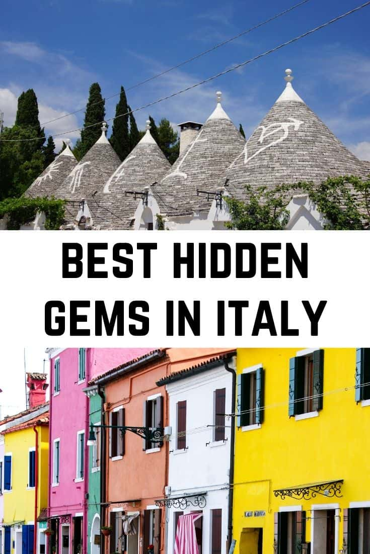Best things to do in Italy & Best Hidden Gems in Italy