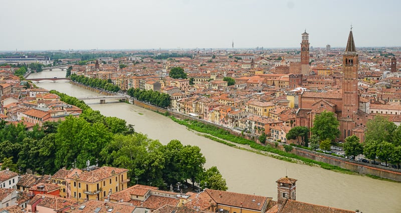 Why Visiting Verona is one of the best things to do in Italy