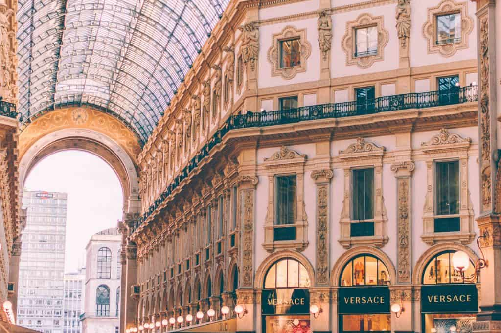 Why Shopping in Milan should be on your Italy Bucket List