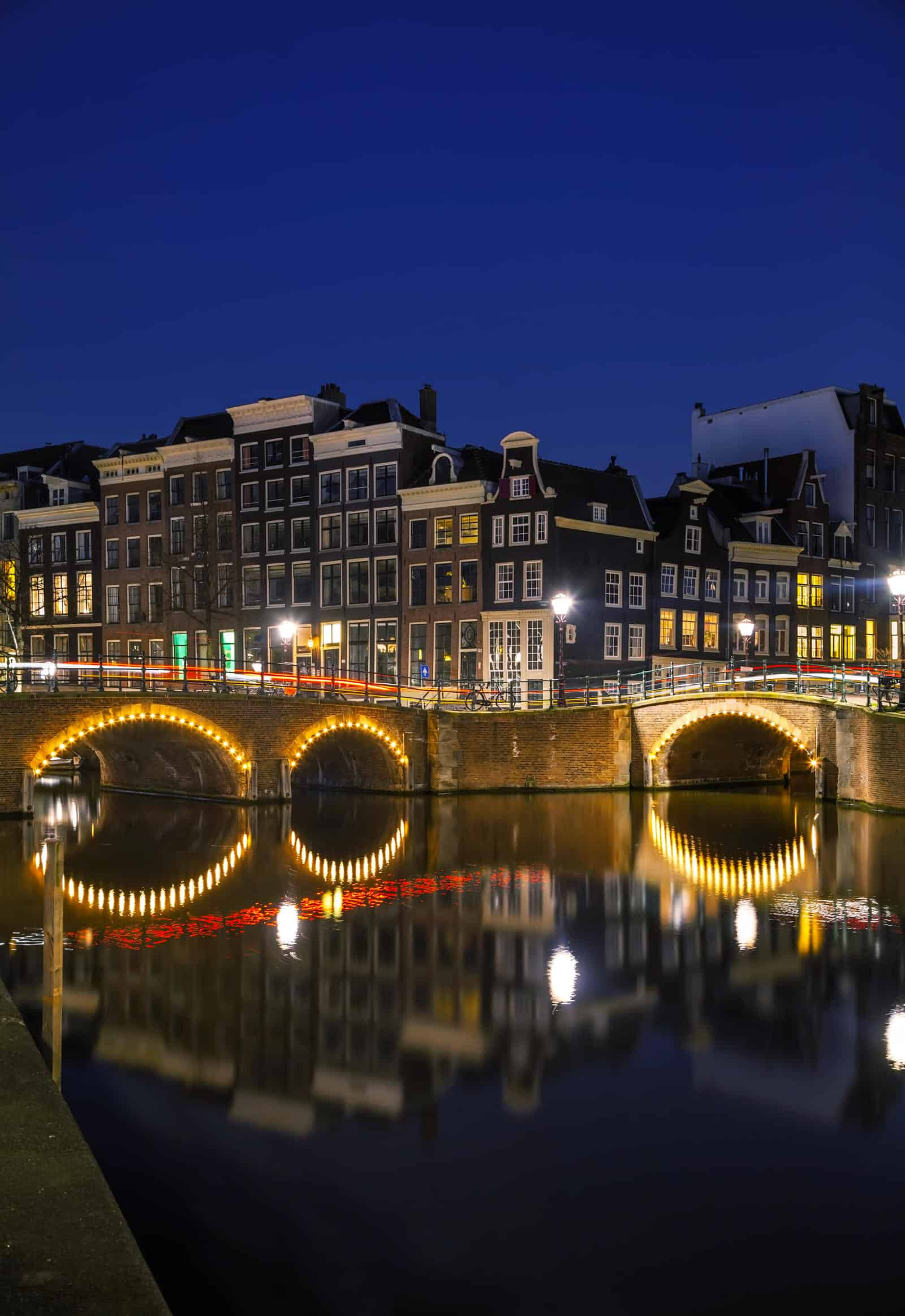 Best Things to do in Amsterdam at Night