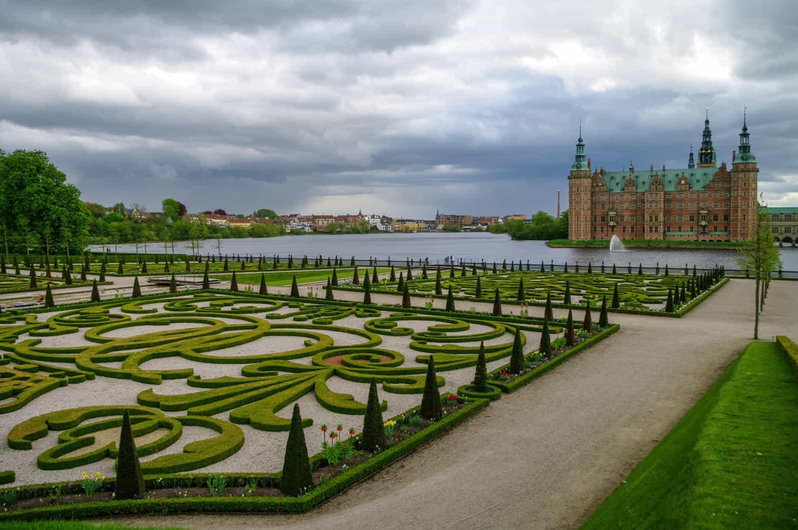 Best Copenhagen Castles - Frederiksborg Castle