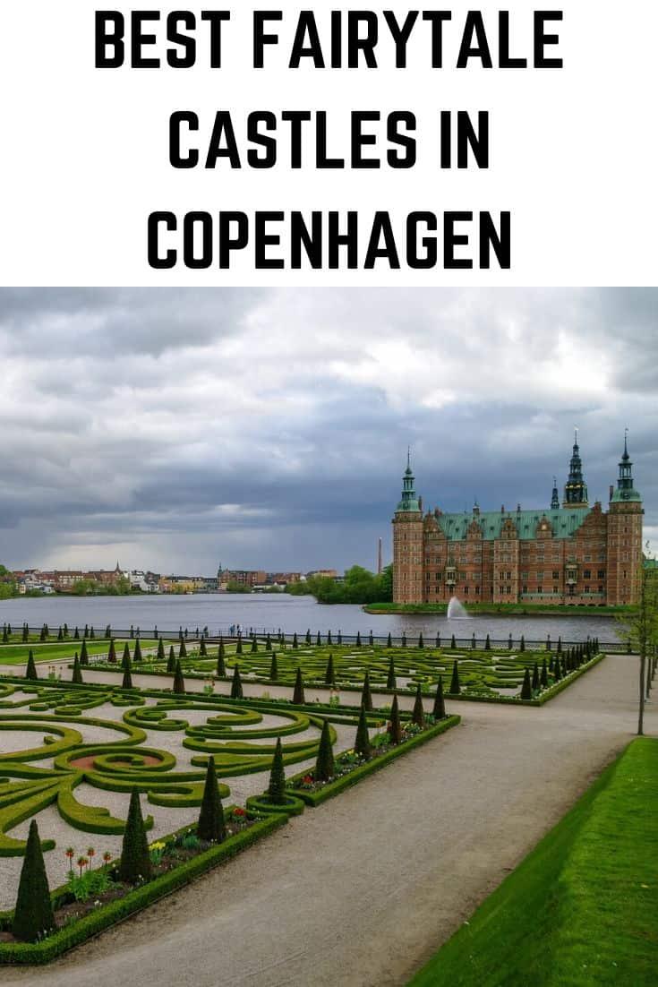 Best Copenhagen Castles / Castles in Copenhagen