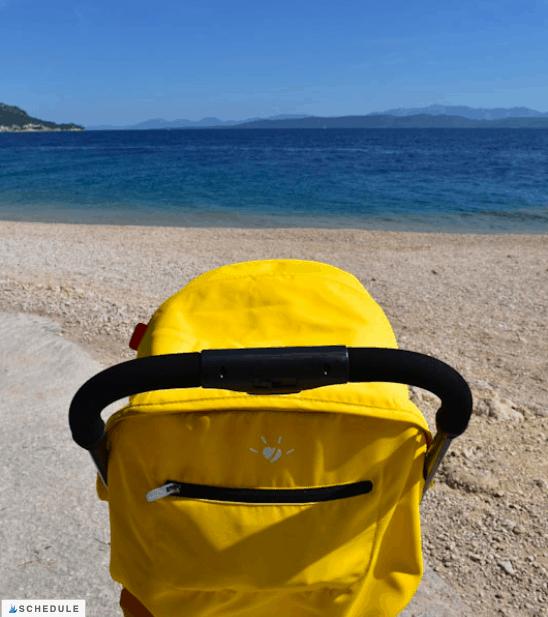 Best stroller on cruise ships