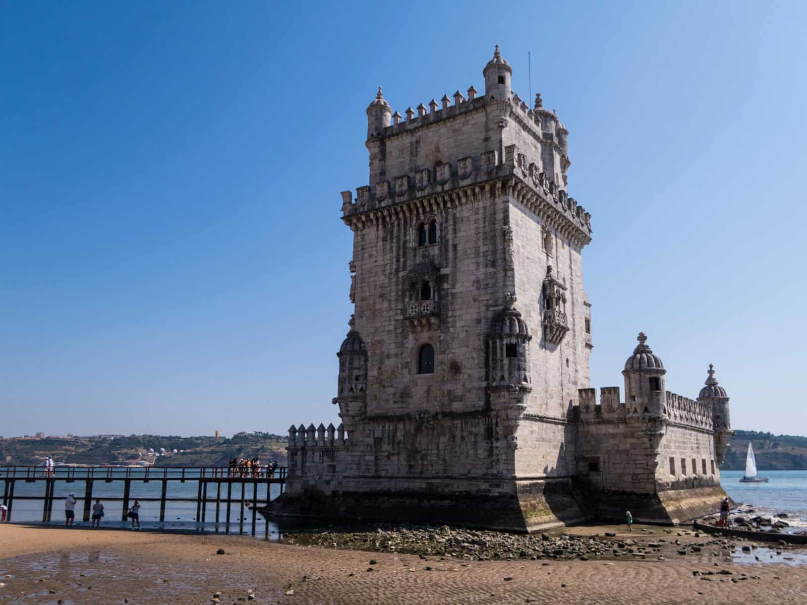 Where to go April in Europe - Lisbon