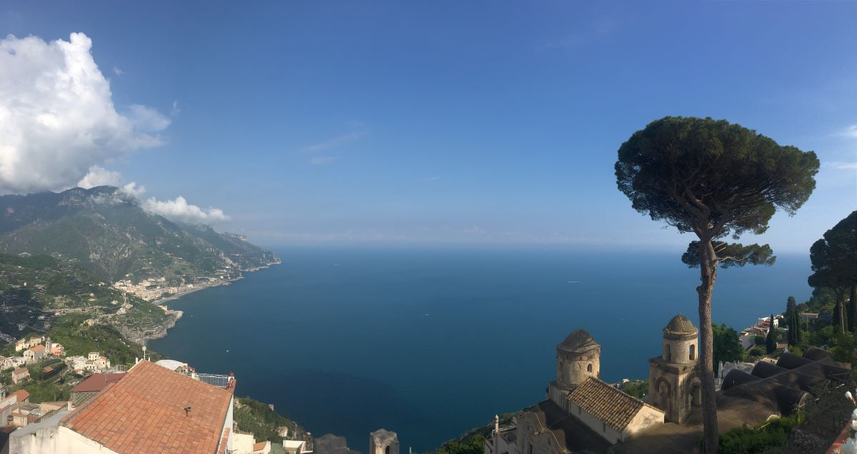 Ravello in May