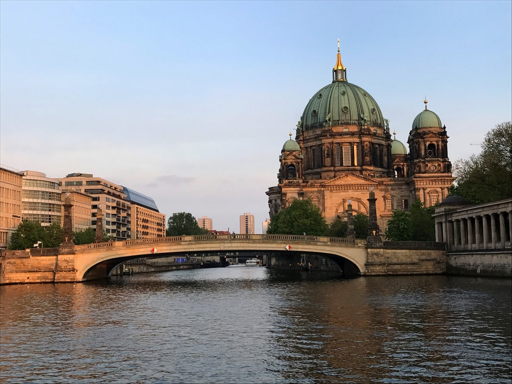 Berlin in May - one of the Best European Cities to Visit in May