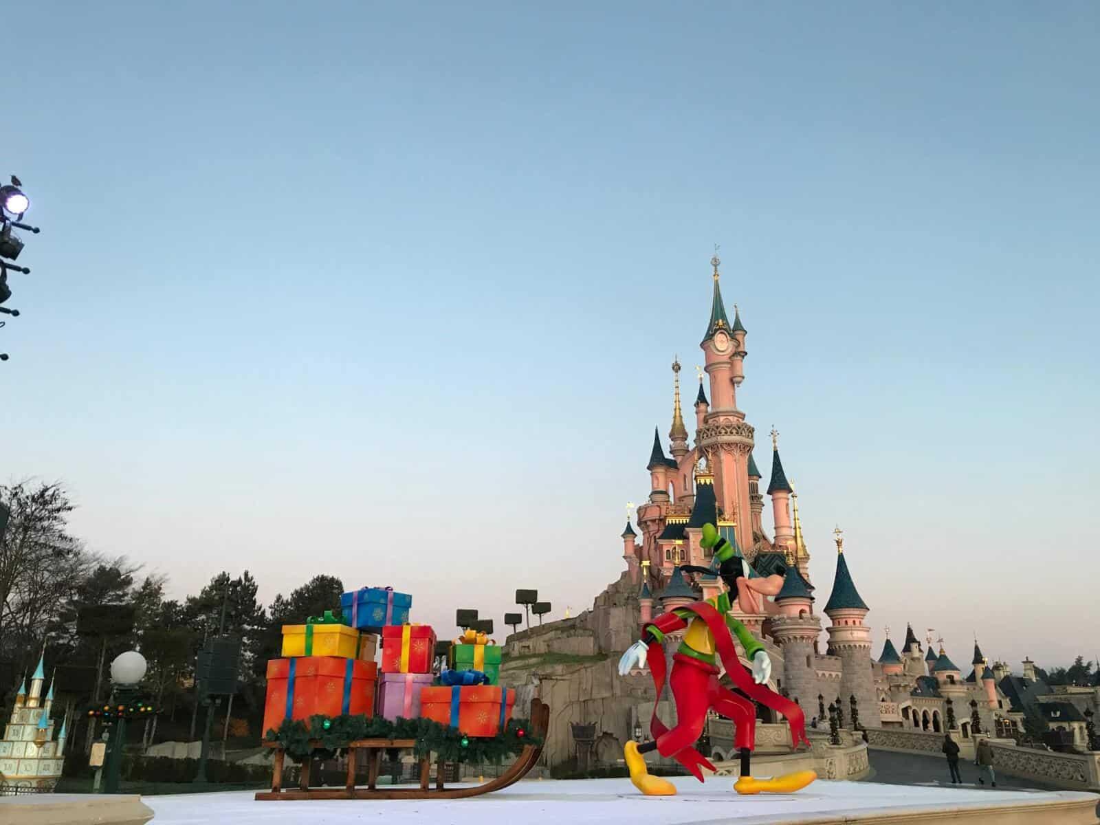 Visiting Disneyland Paris in December